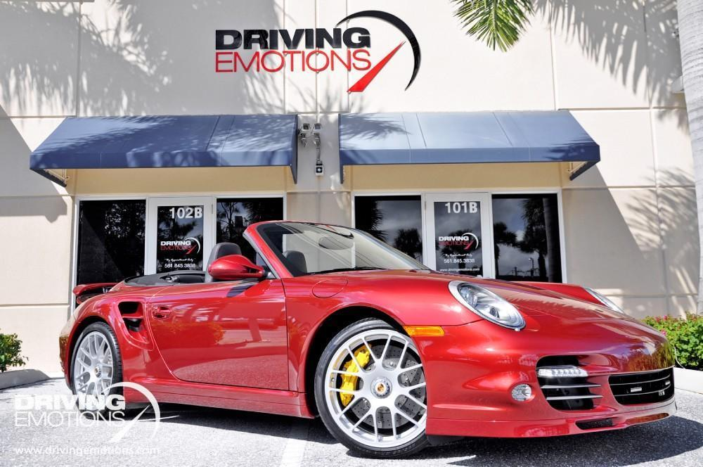 2011 porsche 911 turbo s cabriolet turbo s stock 5727 for sale near lake park fl fl porsche. Black Bedroom Furniture Sets. Home Design Ideas
