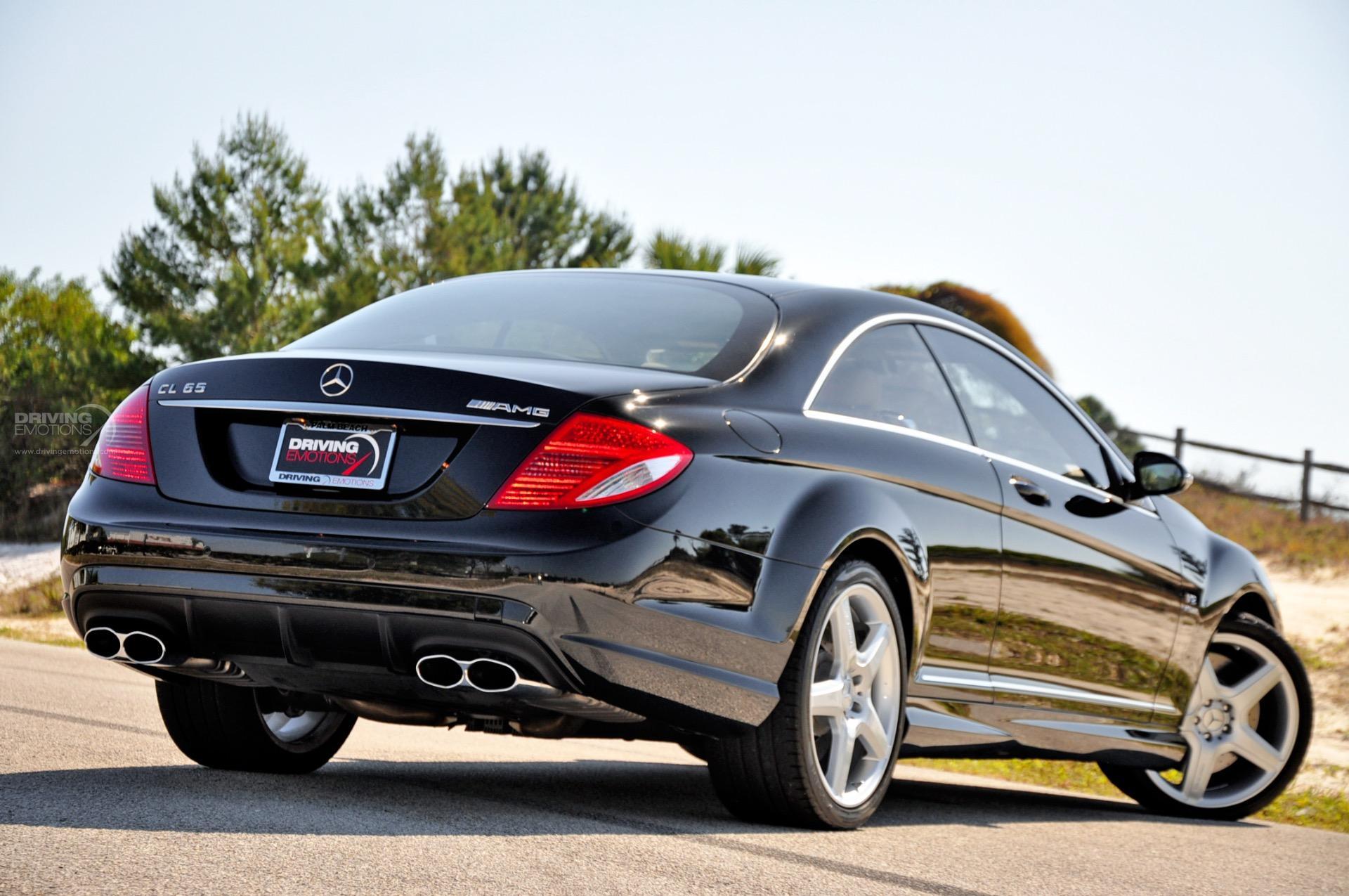 2008 mercedes benz cl65 amg cl65 amg v12 biturbo stock for Mercedes benz cl65 amg for sale