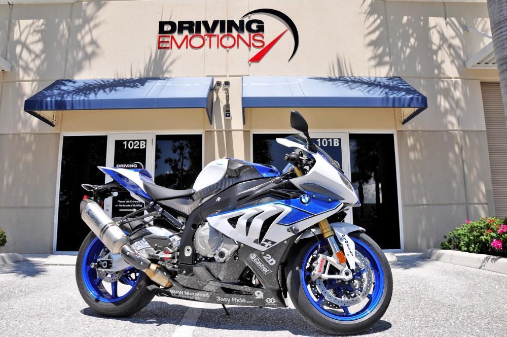 2013 Bmw Hp4 S1000rr Hp4 Sport Bike Stock 5796 For Sale