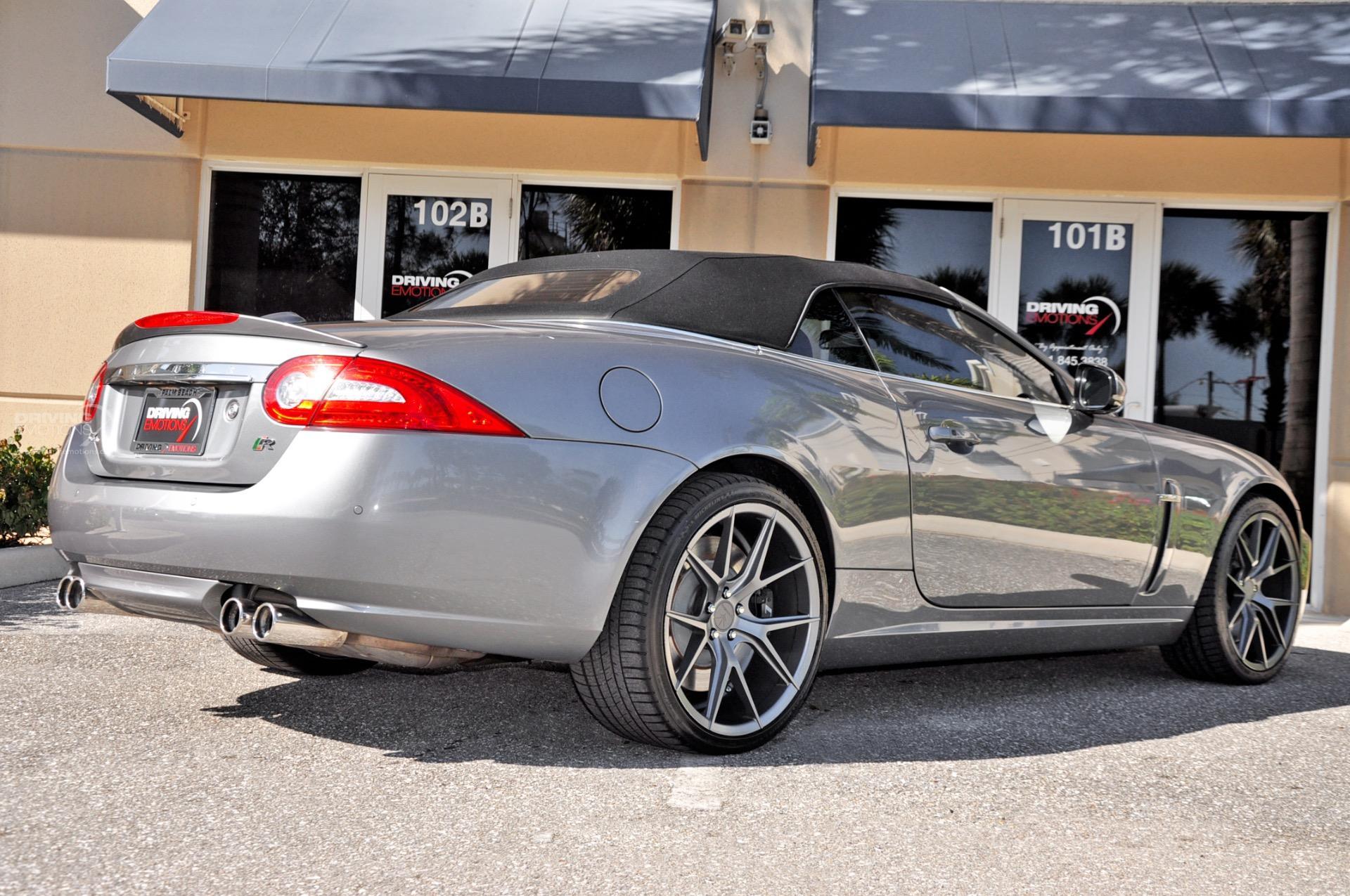 2010 jaguar xkr convertible xkr stock 5839 for sale near lake park fl fl jaguar dealer. Black Bedroom Furniture Sets. Home Design Ideas