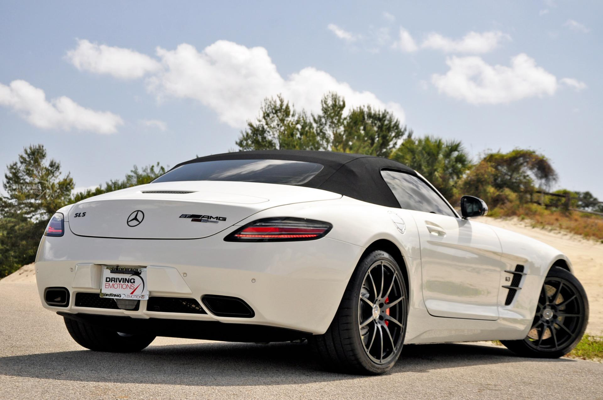 2014 mercedes benz sls amg gt roadster weistec for Mercedes benz sls amg convertible for sale