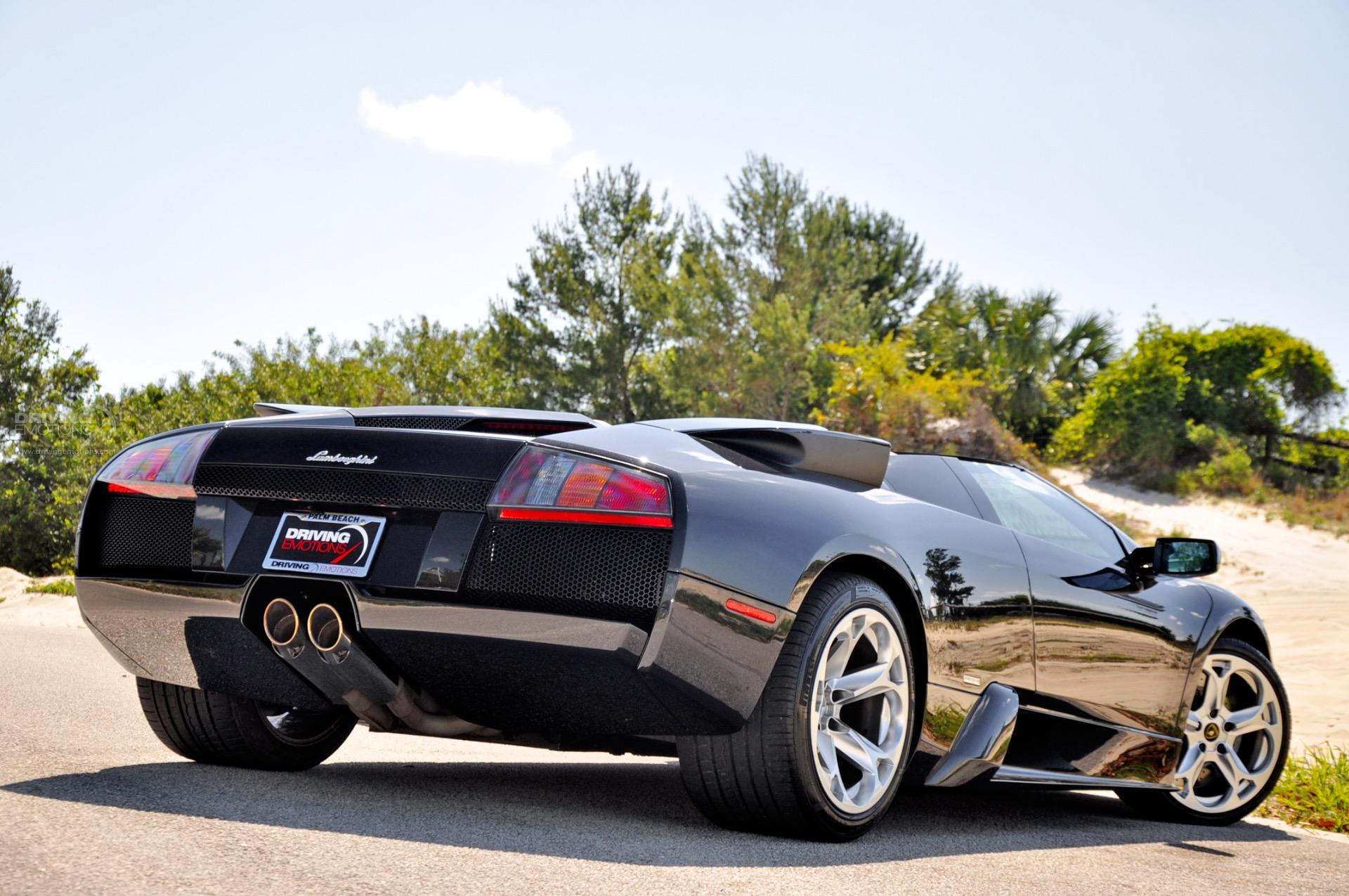 2005 Lamborghini Murcielago Roadster Roadster Stock 5868