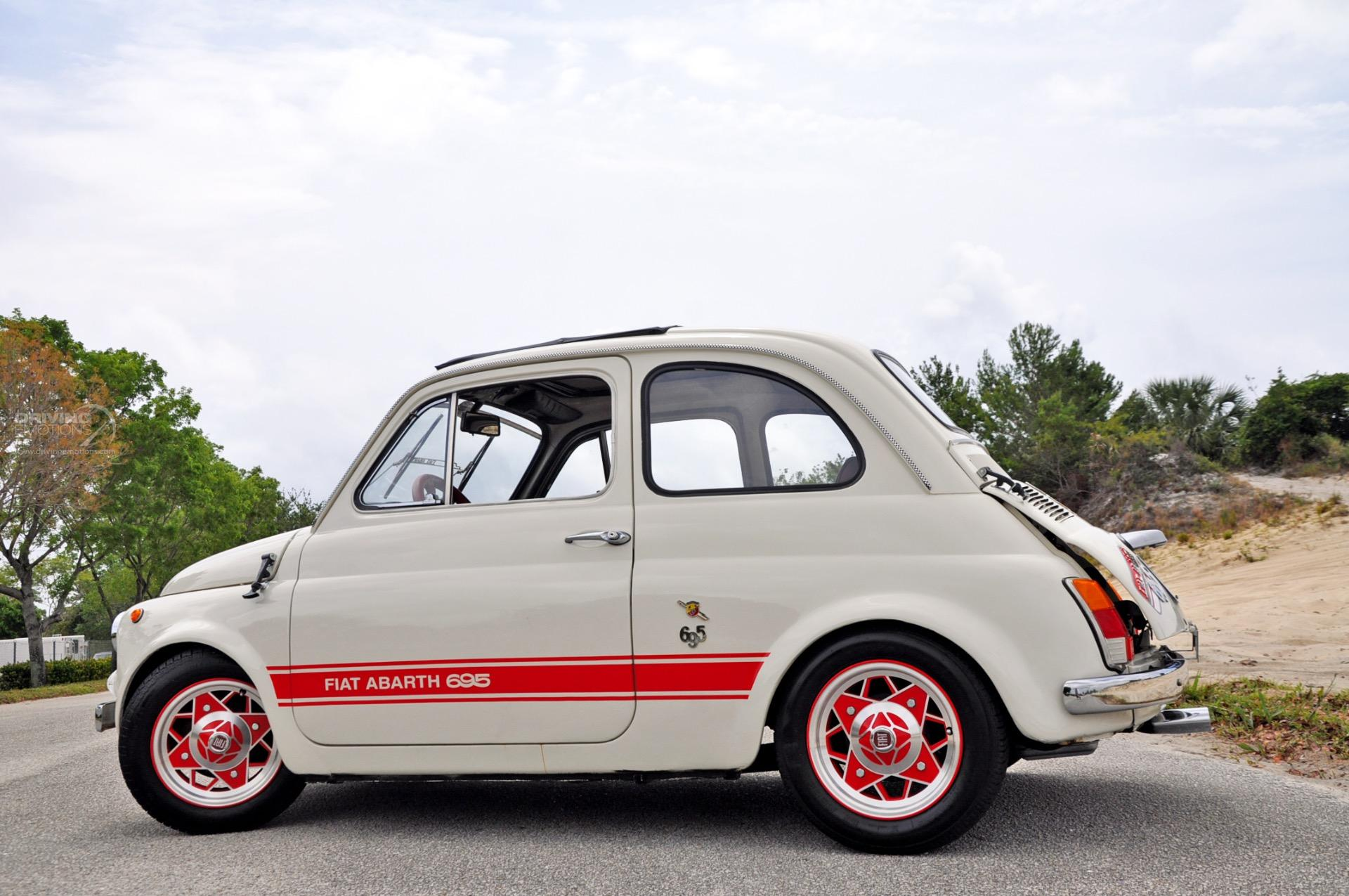 1969 fiat 500 abarth 695 abarth 695 esse esse stock 5876 for sale near lake park fl fl fiat. Black Bedroom Furniture Sets. Home Design Ideas