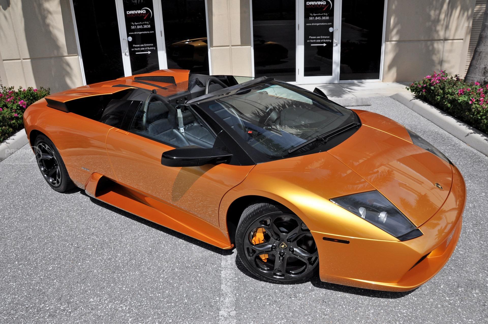 2005 Lamborghini Murcielago For Sale 199 900 1469024