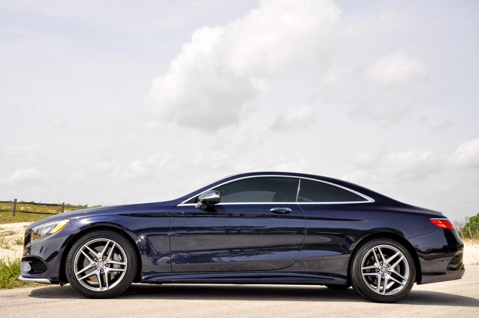 2015 Mercedes Benz S550 4matic Coupe S550 4matic Stock