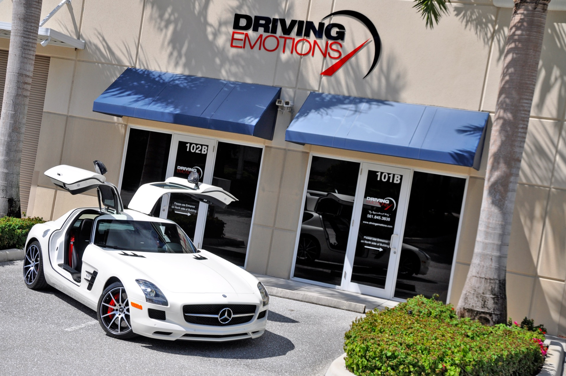 2013 mercedes benz sls amg gt gullwing coupe stock 5902 for sale near lake park fl fl. Black Bedroom Furniture Sets. Home Design Ideas