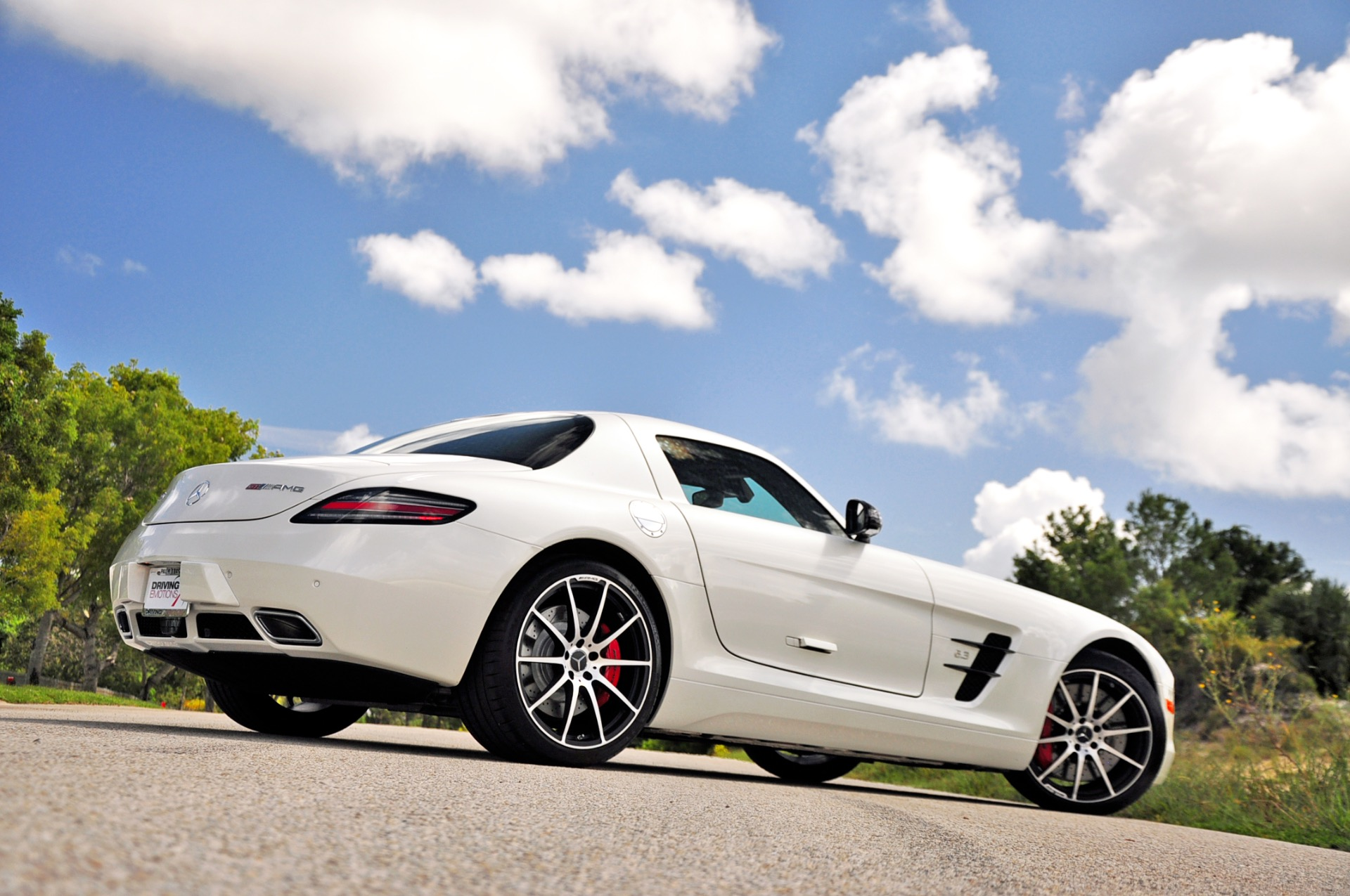 2013 mercedes benz sls amg gt gullwing coupe stock 5902 for Mercedes benz sls amg convertible for sale