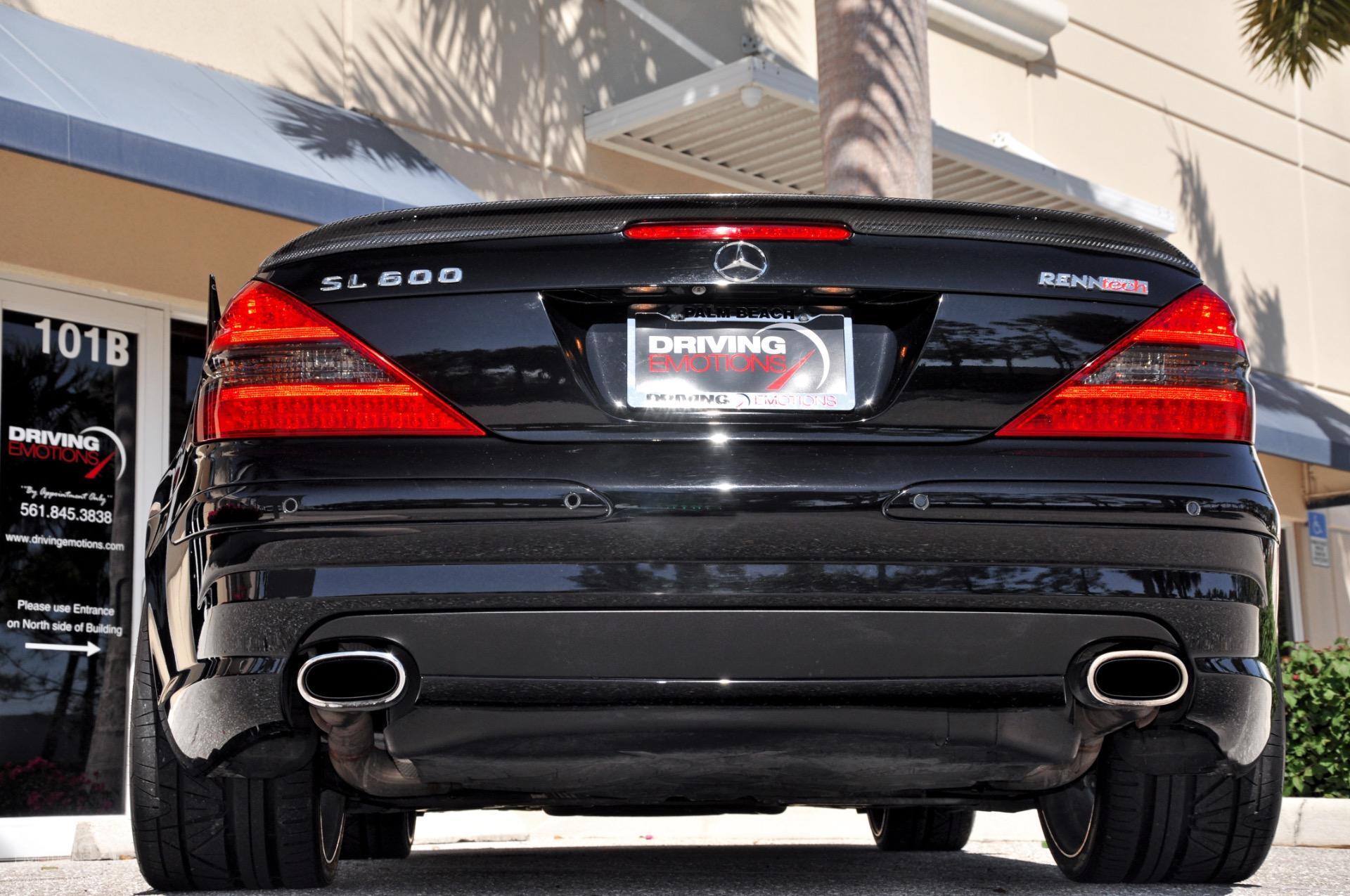 2008 mercedes benz sl600 renntech sl600 renntech stock for Mercedes benz sl600 v12 biturbo