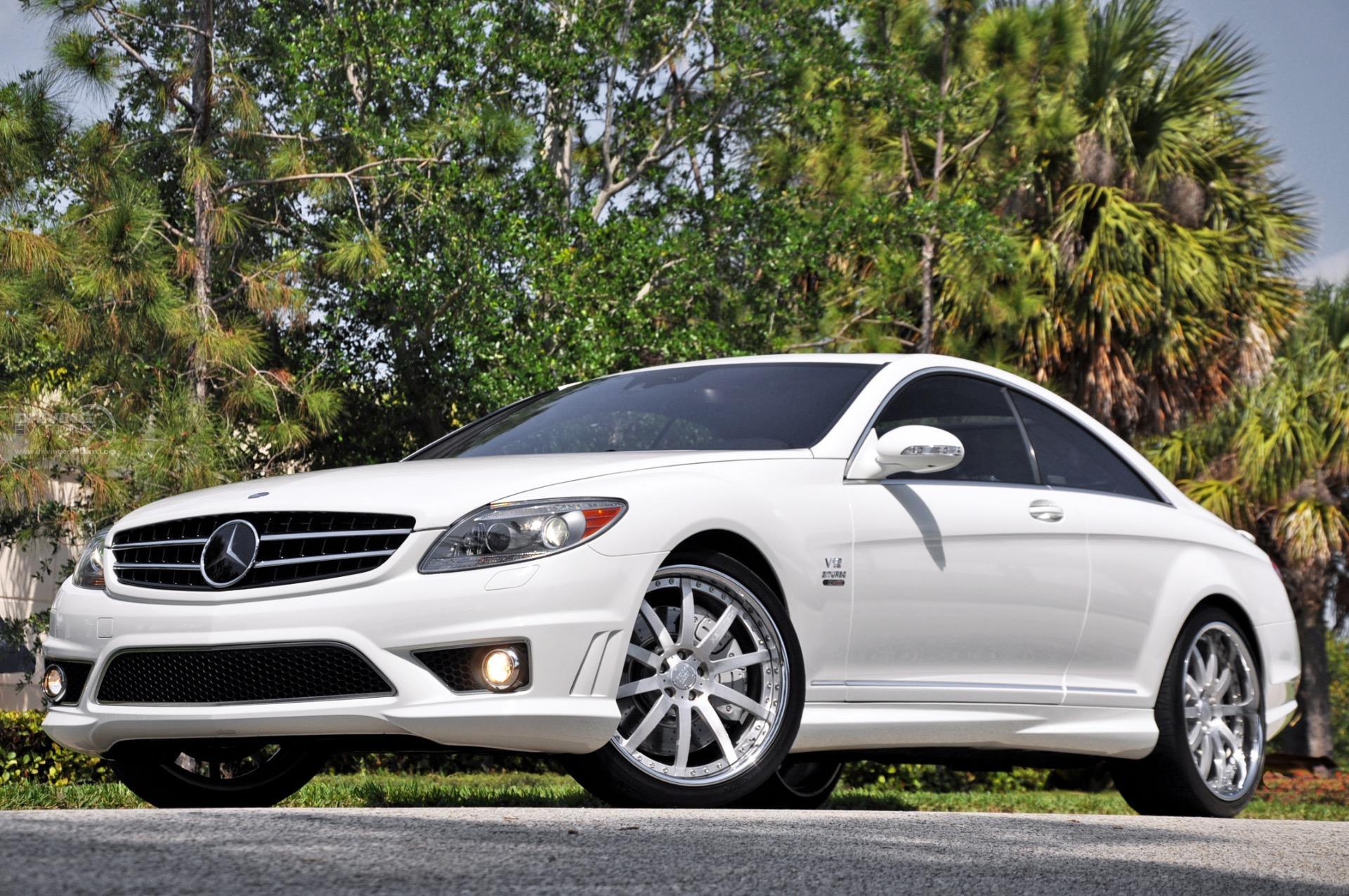 2008 mercedes benz cl65 amg renntech 65 renntech stock for Mercedes benz cl65