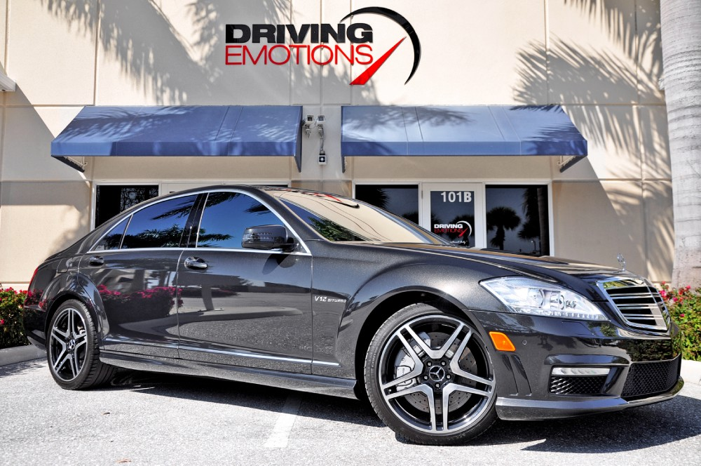 2012 mercedes benz s65 amg 65 amg stock 5643 for sale for Mercedes benz dealers in south florida