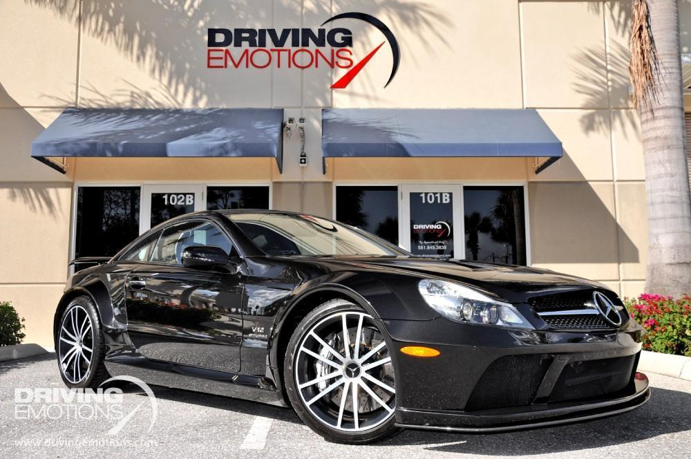 2009 mercedes benz sl65 amg black series sl65 amg black for Mercedes benz sl65 amg black series for sale