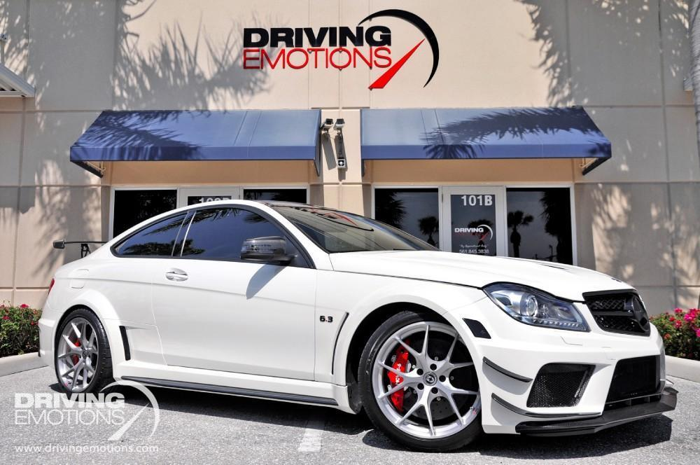 2012 mercedes benz c63 amg black series 63 amg stock for Mercedes benz for sale near me
