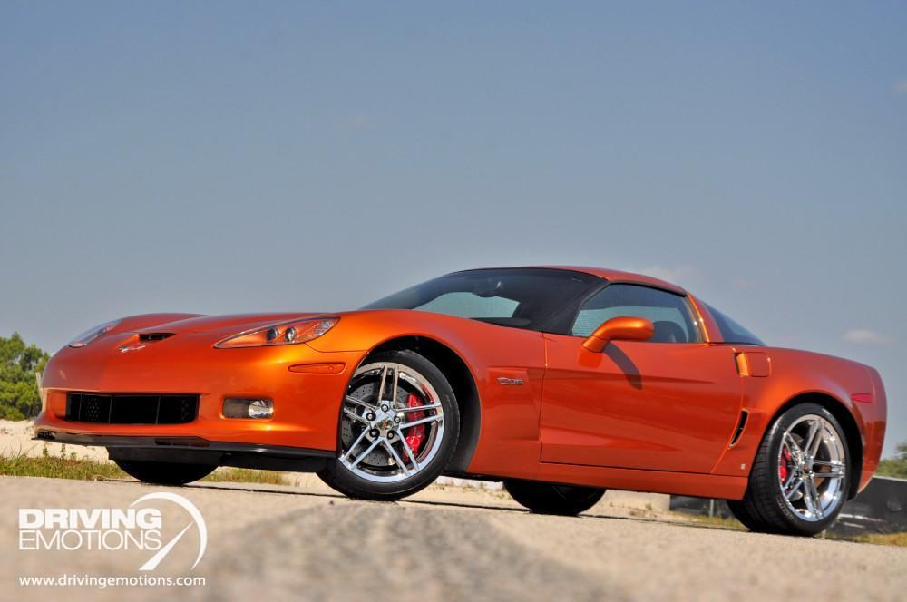 2008 Chevrolet Corvette Zo6 Z06 Stock 5684 For Sale Near