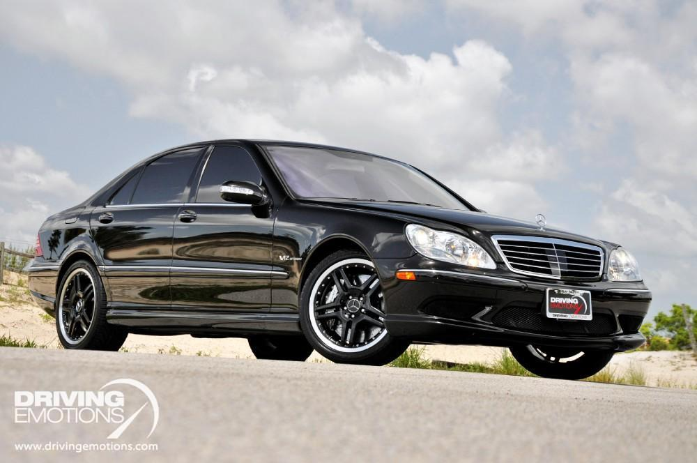 2006 mercedes benz s65 amg 65 amg v12 bi turbo stock