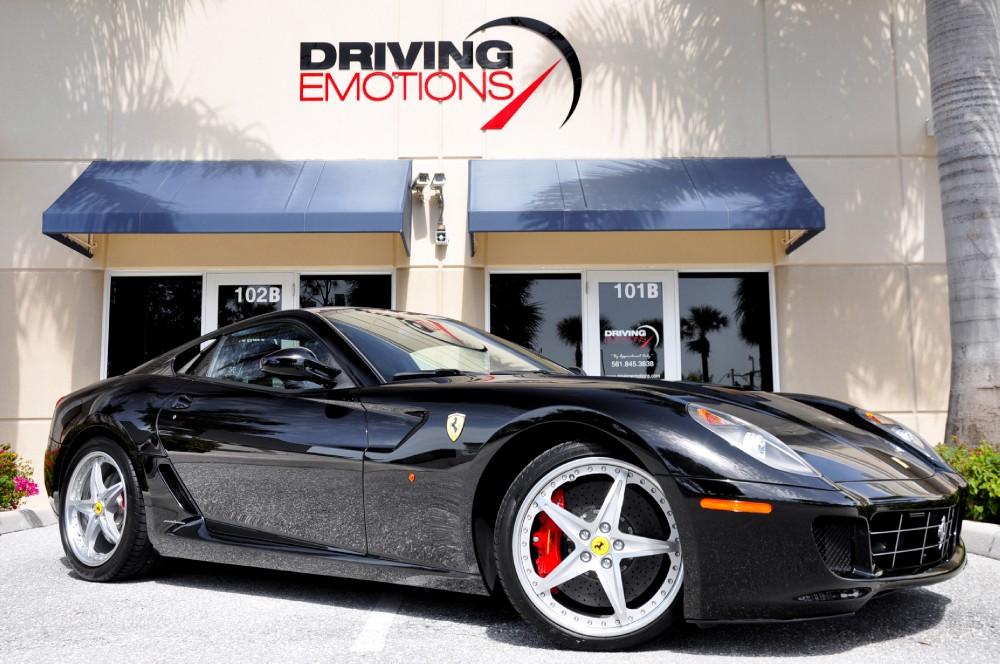 2010 Ferrari 599 Gtb Fiorano Hgte Stock 5688 For Sale Near Lake