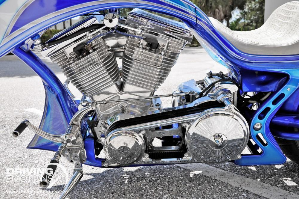 Used 2006 TNT Chopper Custom Pro Street Motorcycle | Lake Park, FL