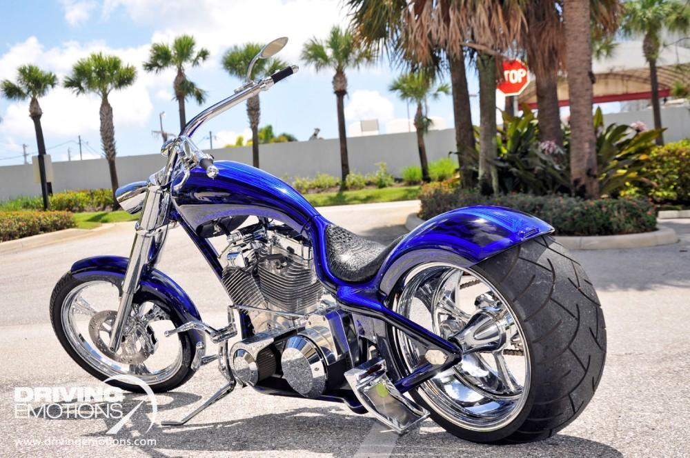 2006 Thunder Cycle Designs Eddie Trotta Custom Chopper