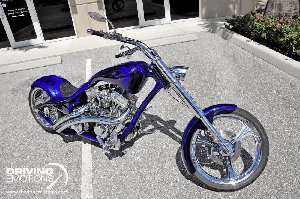 2006 Thunder Cycle Designs Eddie Trotta Custom Chopper