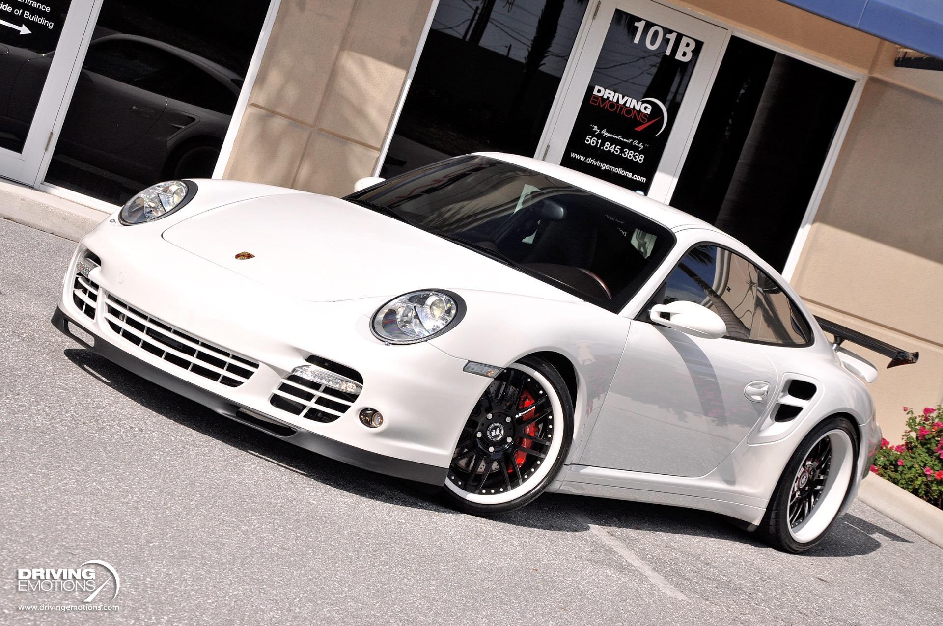 Used 2008 Porsche 911 Turbo Champion Werks 1 Turbo Coupe 6-Speed Manual!! Werks 1!   Lake Park, FL