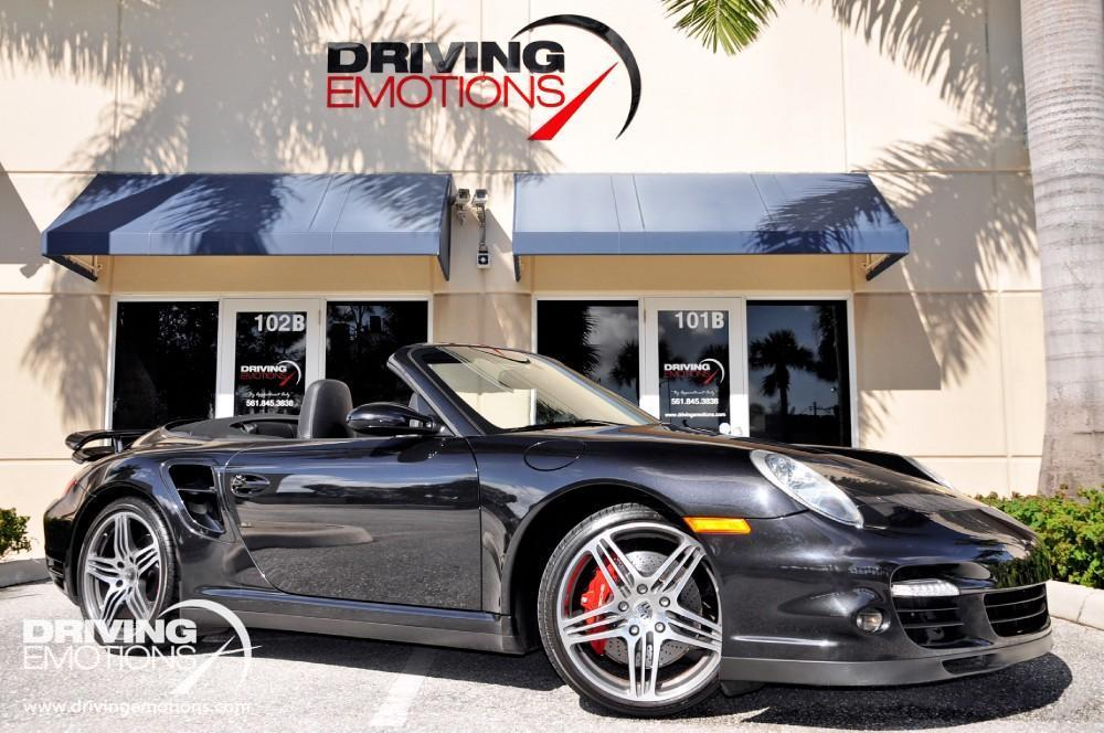 2008 Porsche 911 Turbo Cabriolet Turbo Cab Stock 5713 For Sale