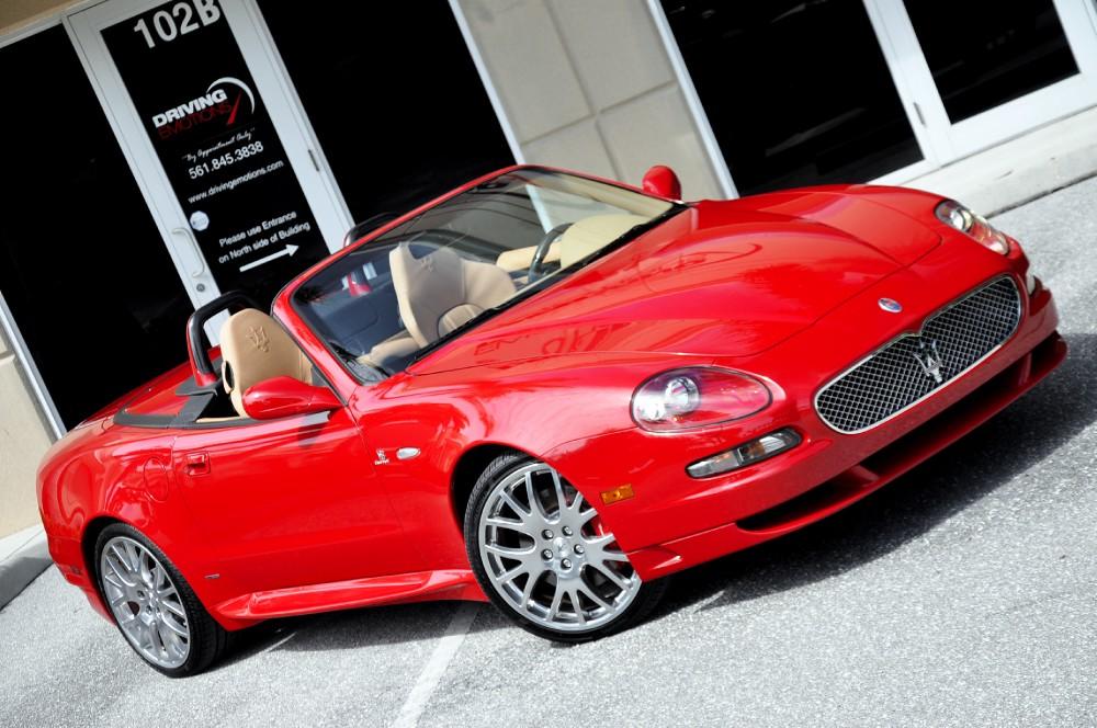 2006 Maserati GranSport Spyder Spyder Stock # 5717 for ...