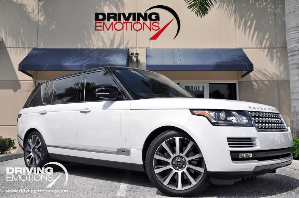 2014 land rover range rover autobiography lwb autobiography lwb