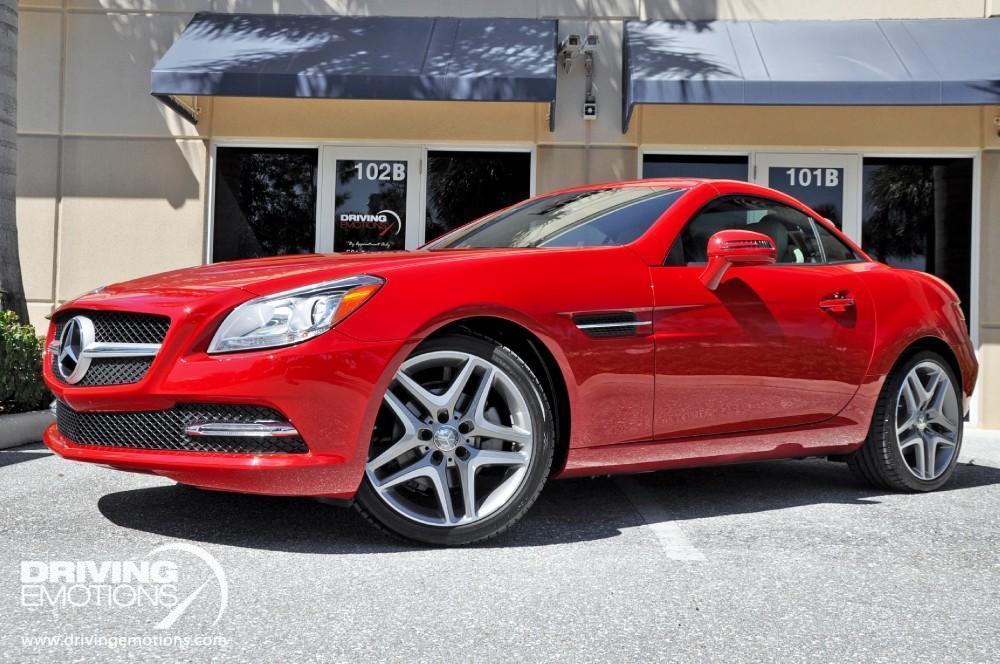 2013 Mercedes Benz Slk250 Slk250 Stock 5725 For Sale