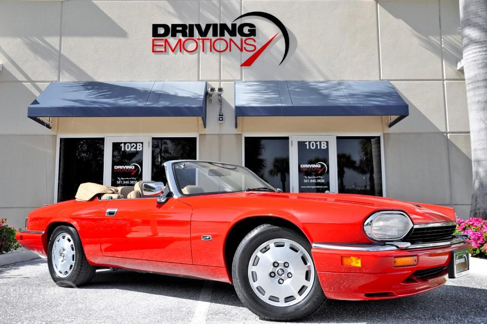 1996 Jaguar Xjs Convertible Xjs Stock 5734 For Sale Near Lake Park