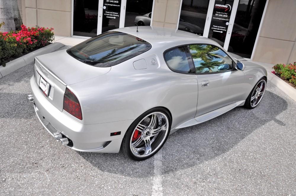 2005 maserati coupe coupe images