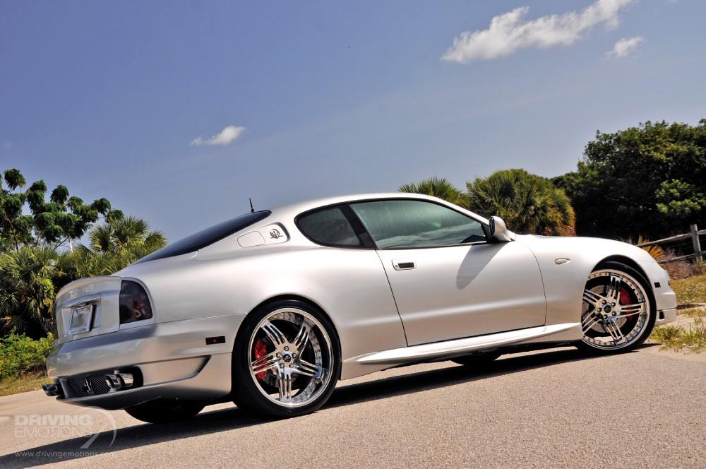 2005 Maserati GranSport Coupe Stock # 5735 for sale near ...