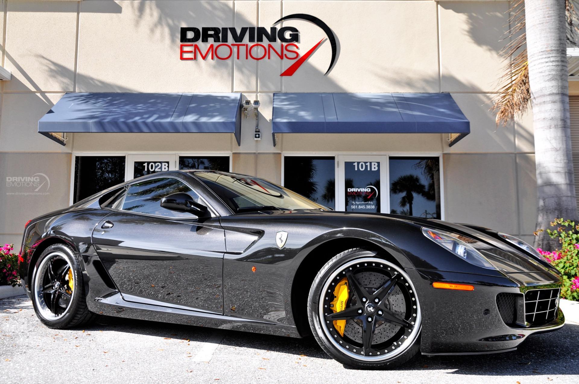 2010 Ferrari 599 Gtb Fiorano F1 Hgte Handling Hgte Stock 5740 For Sale Near Lake Park Fl Fl Ferrari Dealer