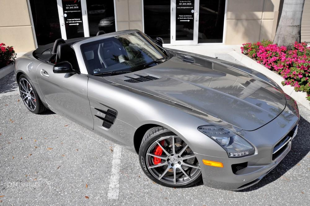 2013 mercedes benz sls amg gt roadster sls amg gt roadster for Mercedes benz sls amg convertible for sale