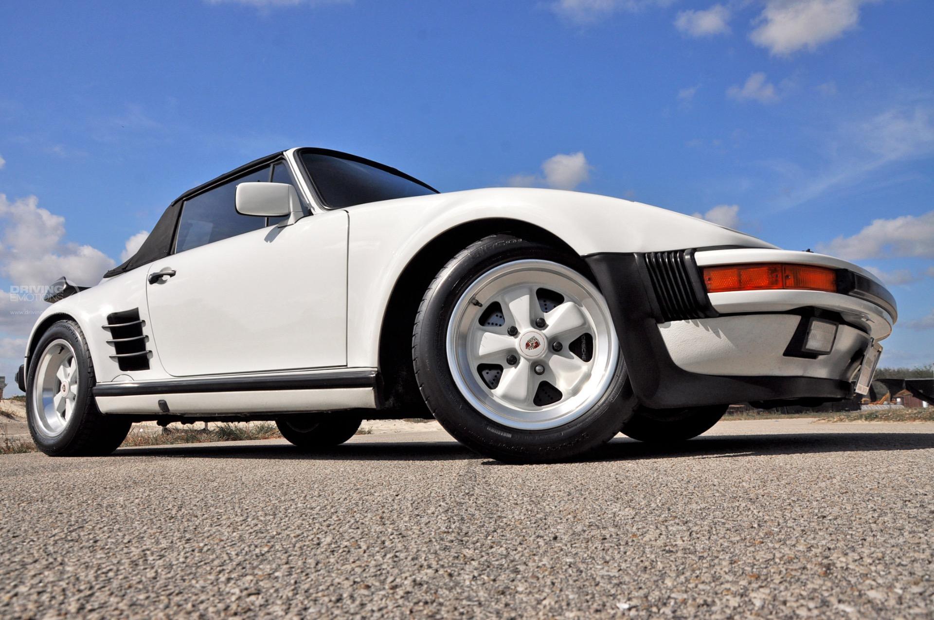 1987 porsche 911 930 turbo cabriolet slant nose carrera turbo slant nose stock 5751 for sale. Black Bedroom Furniture Sets. Home Design Ideas