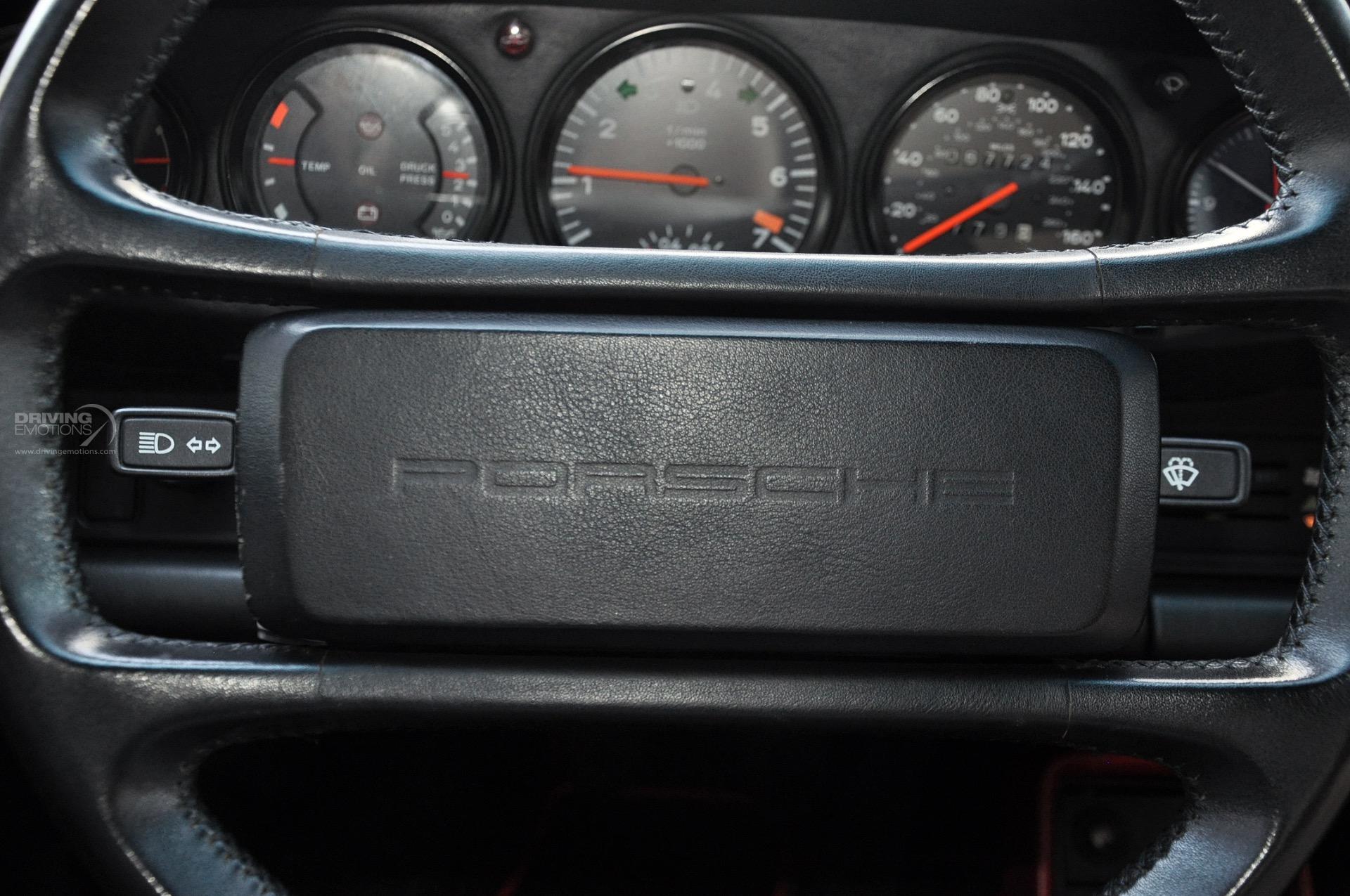 Used 1987 Porsche 911 930 Turbo Cabriolet Slant Nose Carrera Turbo Slant Nose   Lake Park, FL