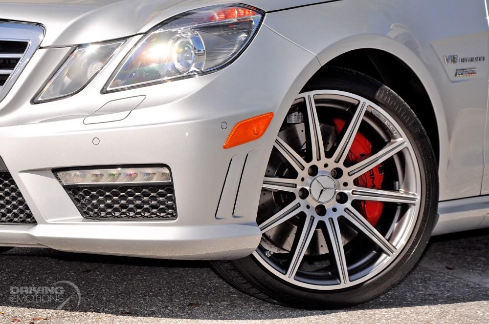 2012 Mercedes-Benz E63 AMG RENNtech 63 RENNtech Stock # 5750 for