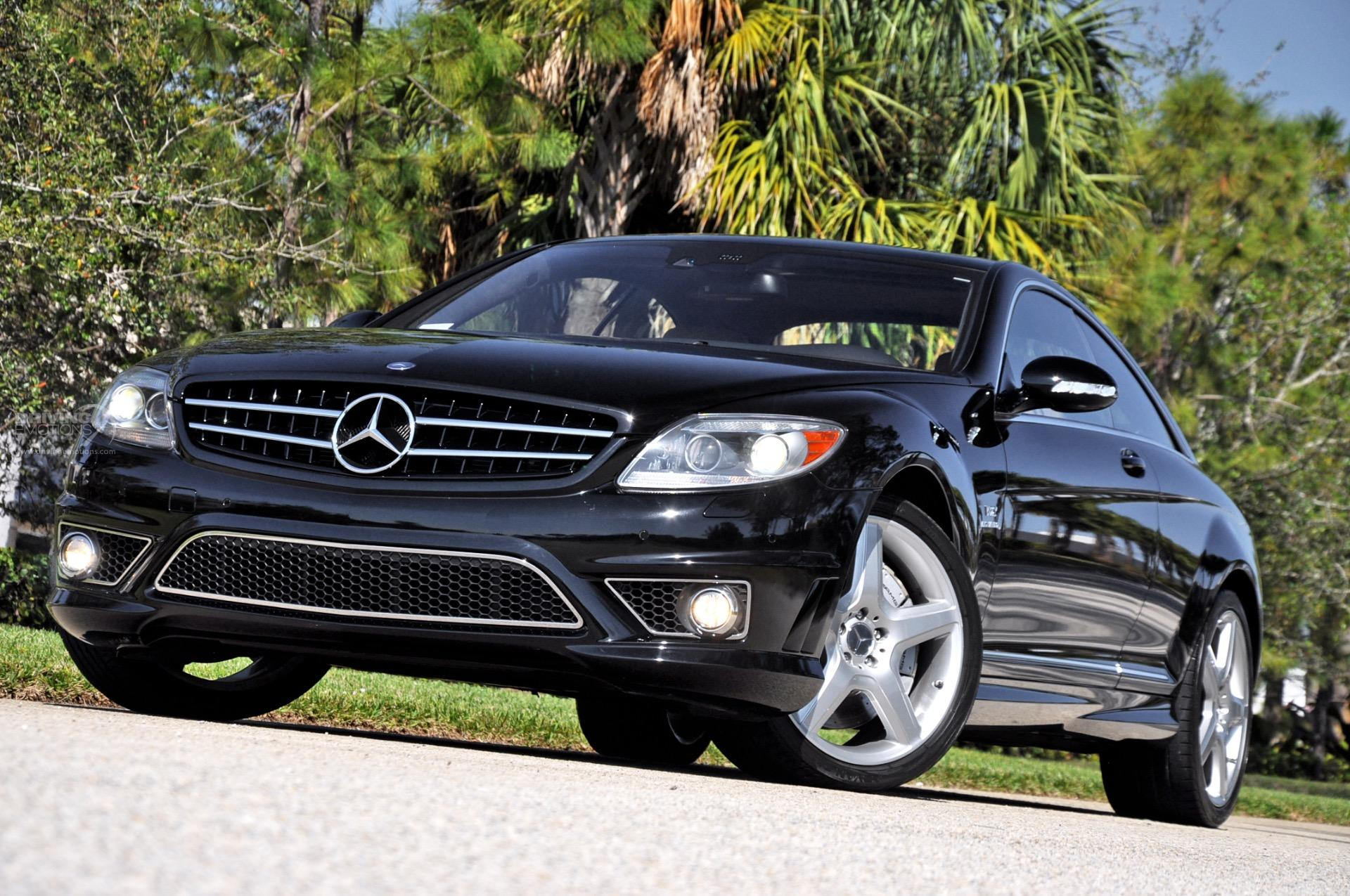 2008 mercedes benz cl65 amg cl65 amg v12 biturbo stock. Black Bedroom Furniture Sets. Home Design Ideas