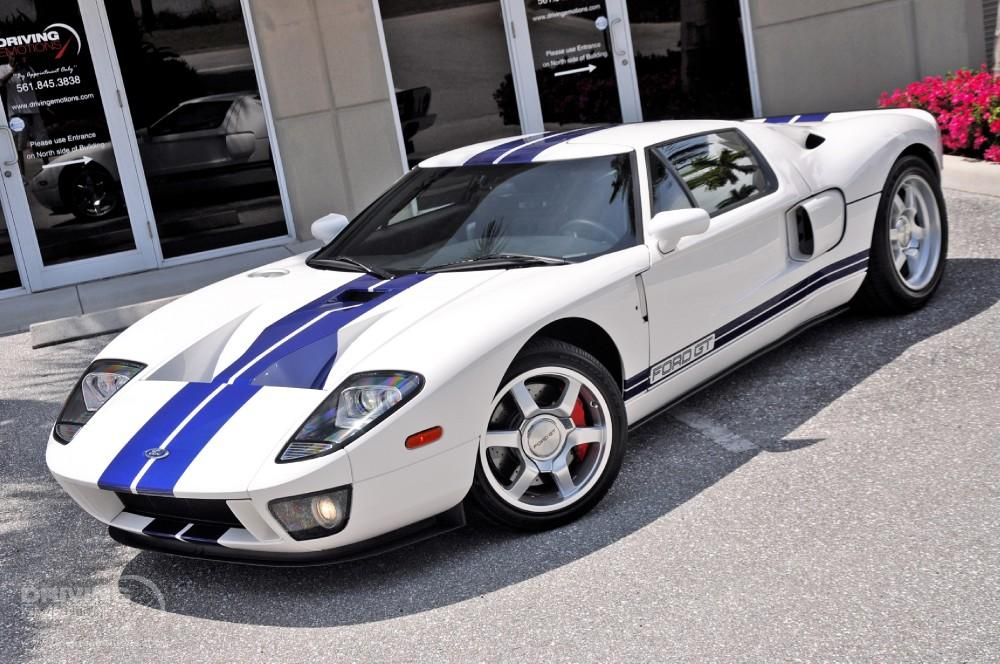 2005 Ford GT GT40 Stock # 05FORDGT for sale near Lake Park, FL | FL ...