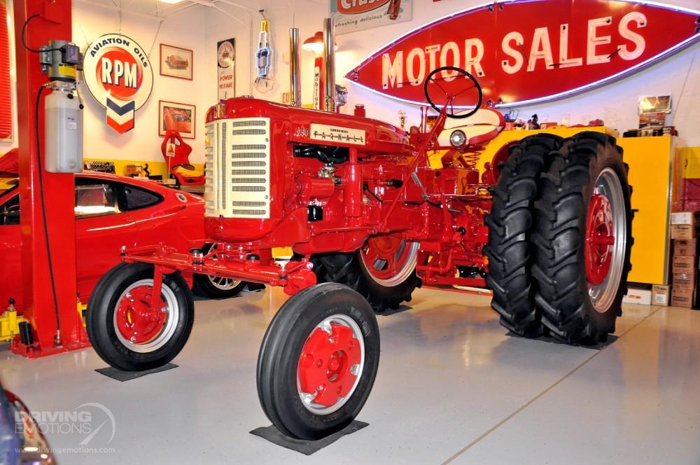 1957 Farmall 230 Tractor Tractor Stock 57farmall230 For