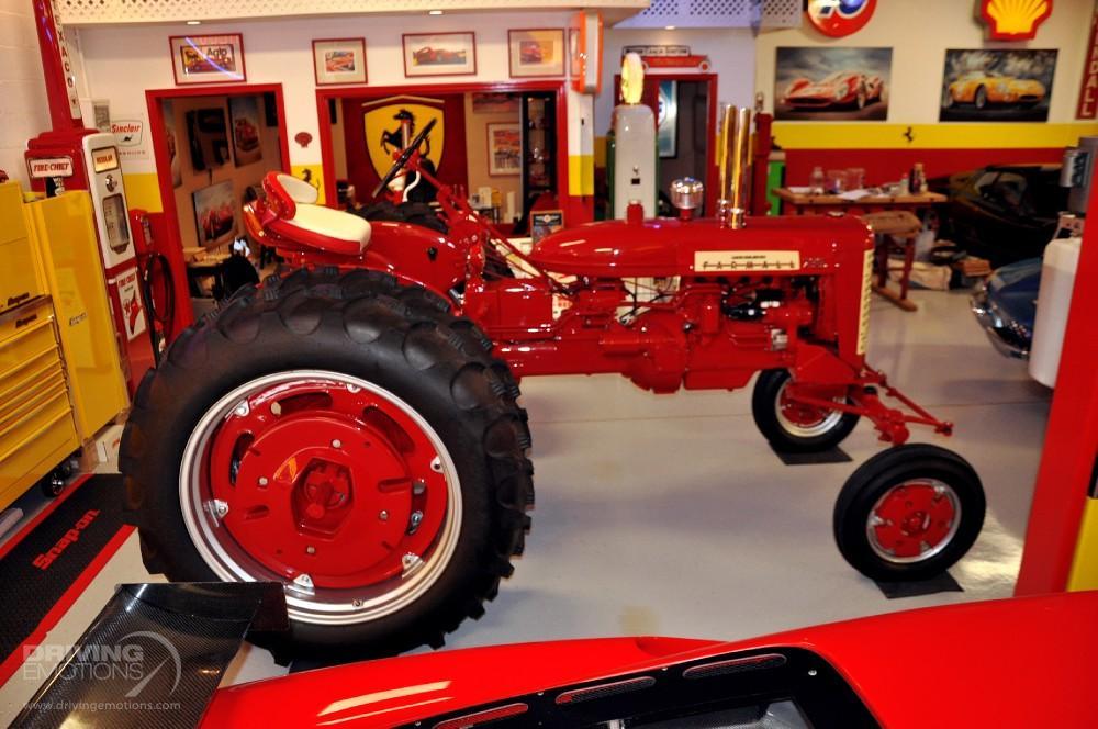 1957 Farmall 230 Tractor Tractor Stock # 57FARMALL230 for