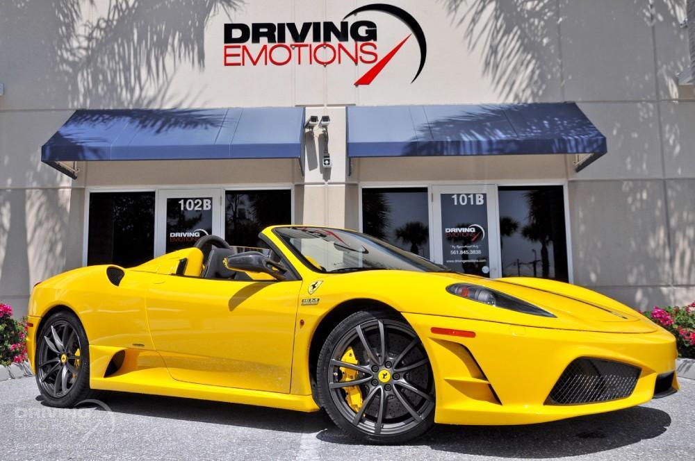 2009 Ferrari F430 Scuderia Spider 16m Scuderia Spider 16m Stock