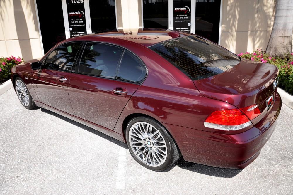 Used 2007 BMW 750Li