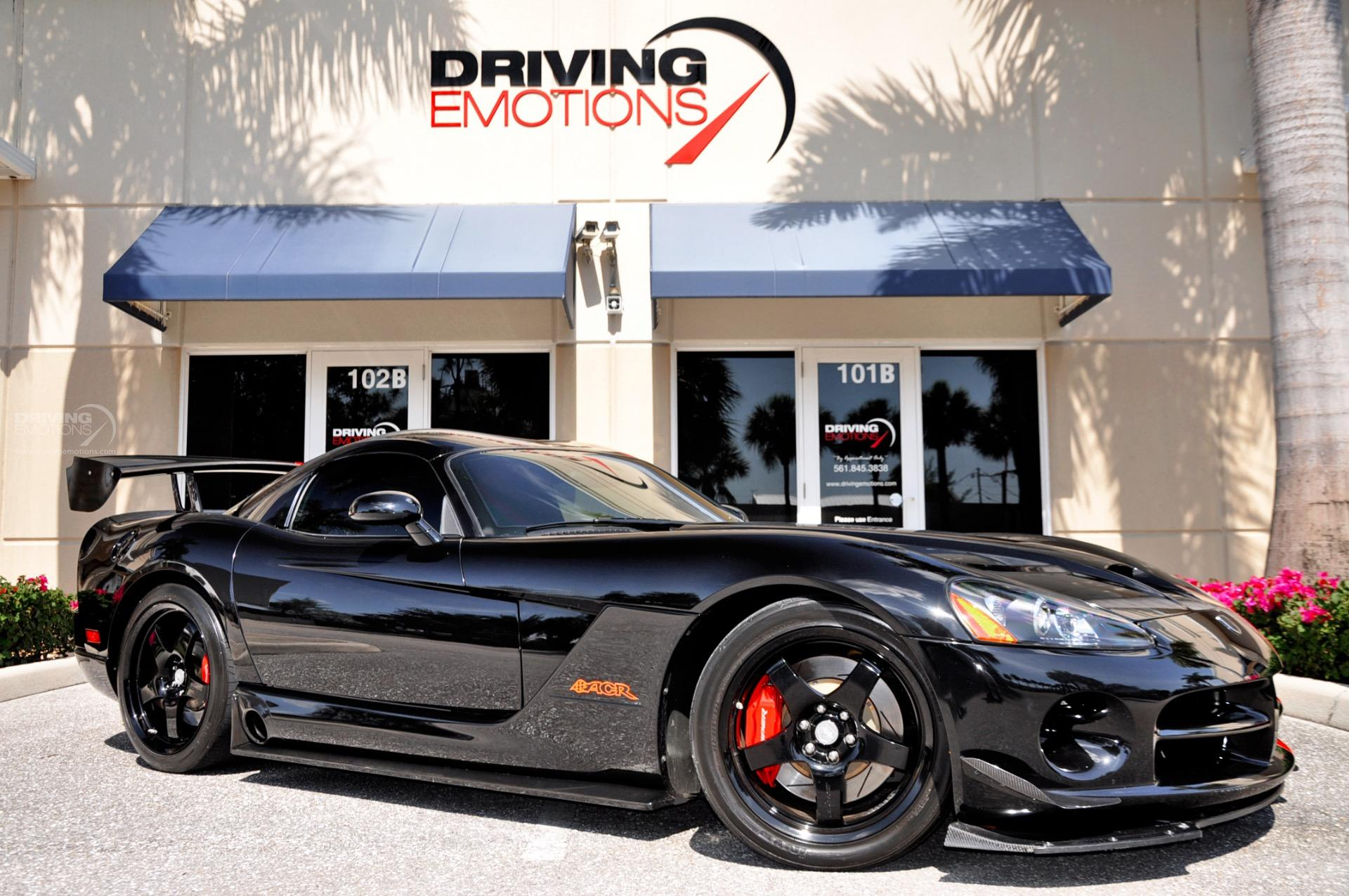 2008 Dodge Viper SRT 10 ACR SRT 10 ACR Stock 5787 for sale near