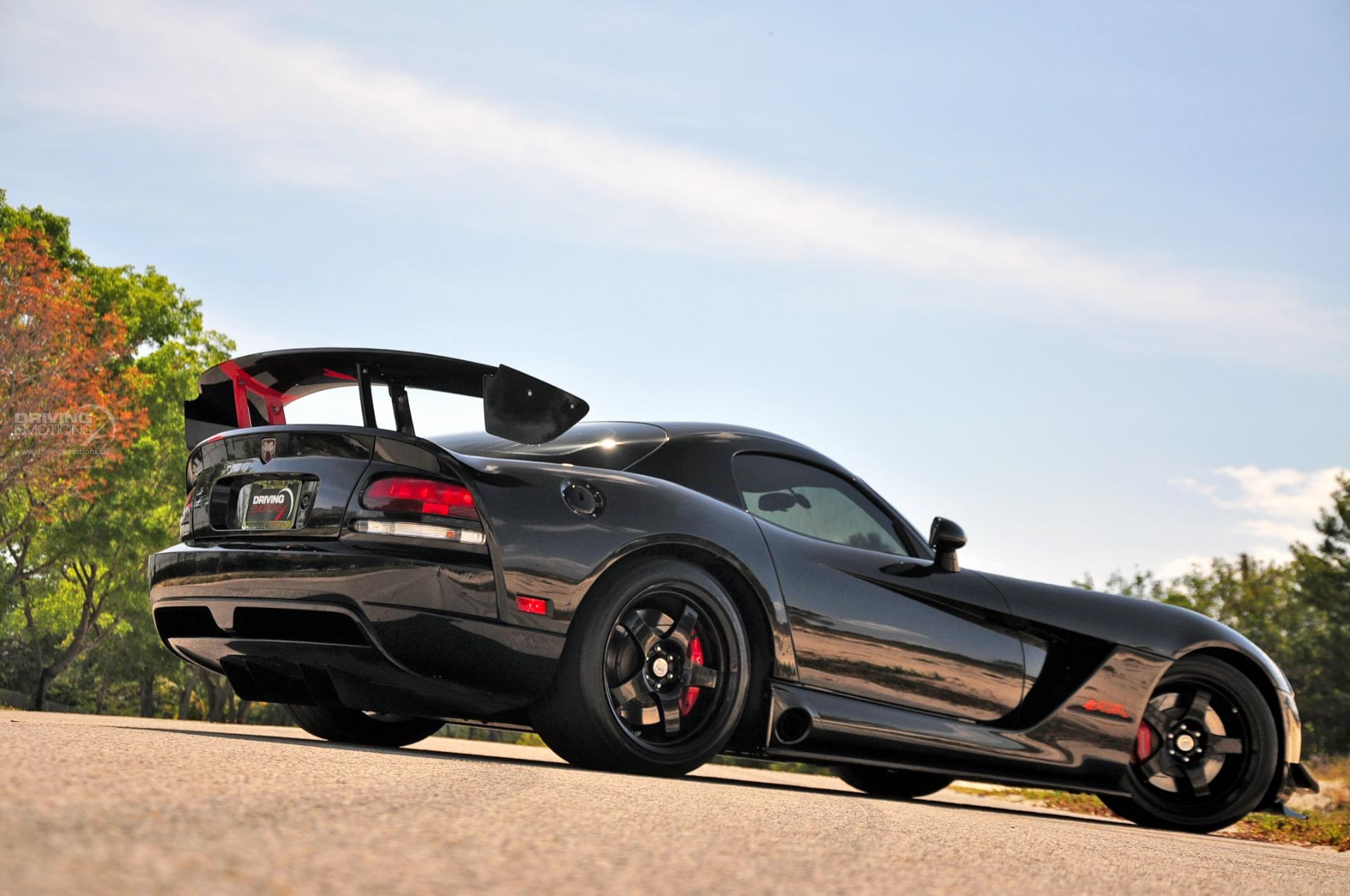 Used Car True Car >> 2008 Dodge Viper SRT-10 ACR SRT-10 ACR Stock # 5787 for sale near Lake Park, FL | FL Dodge Dealer