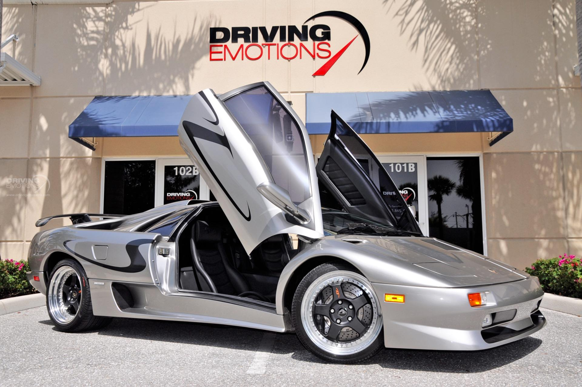 1998 Lamborghini Diablo Sv Sv Stock 5802 For Sale Near Lake Park