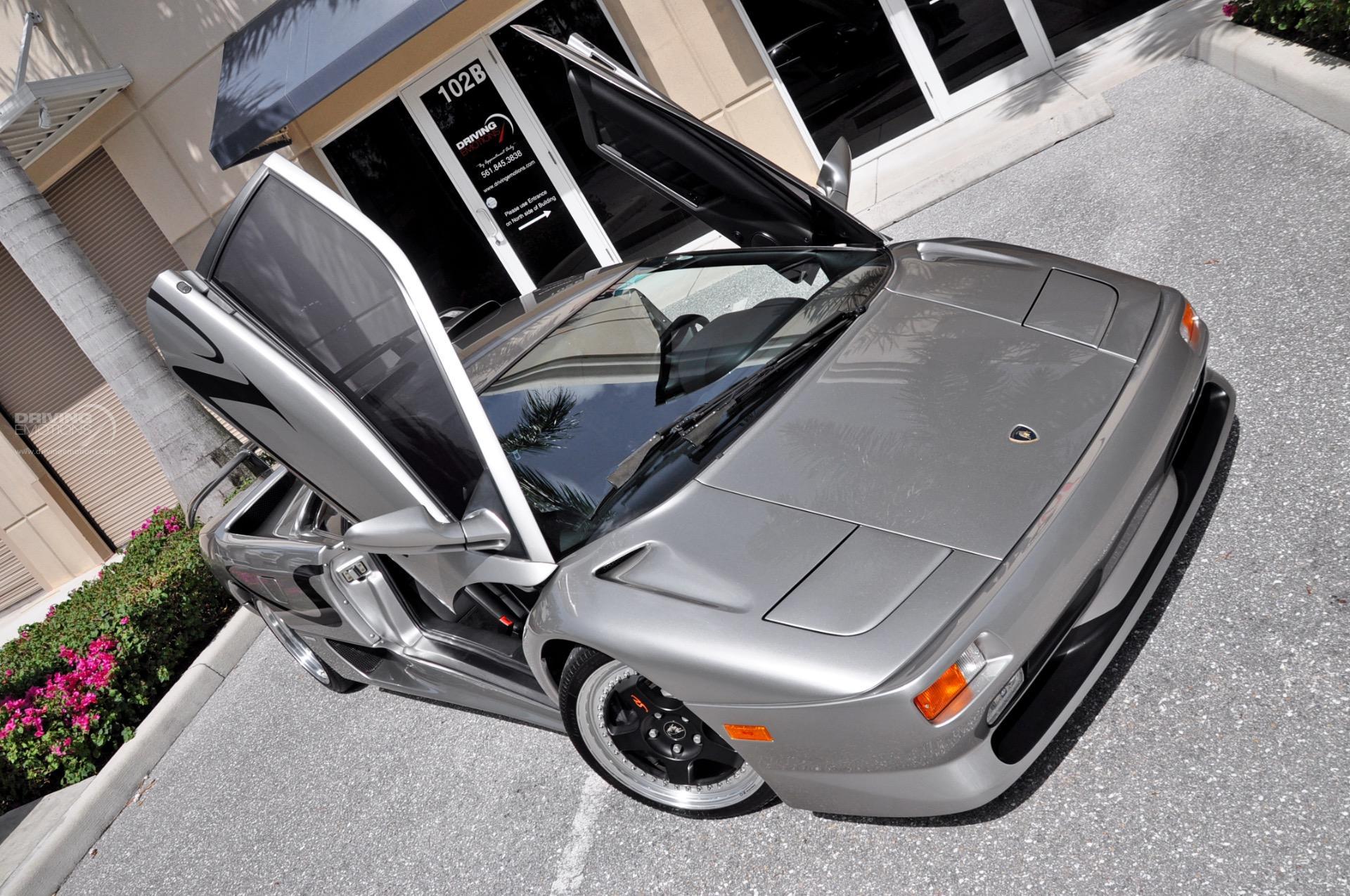 Used 1998 Lamborghini Diablo SV SV | Lake Park, FL