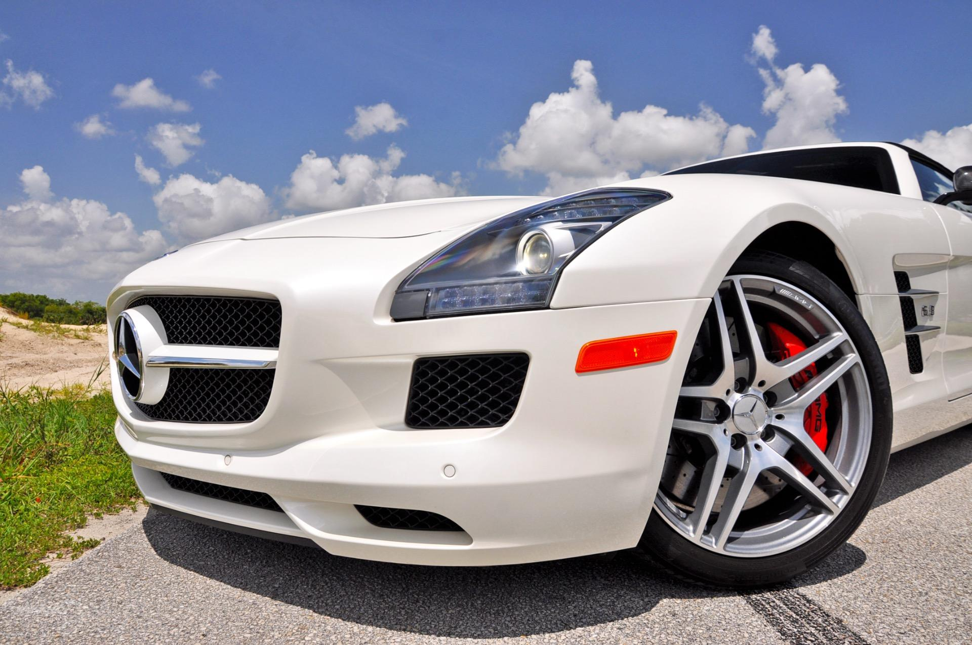 Used 2012 Mercedes-Benz SLS AMG Roadster SLS AMG Roadster | Lake Park, FL