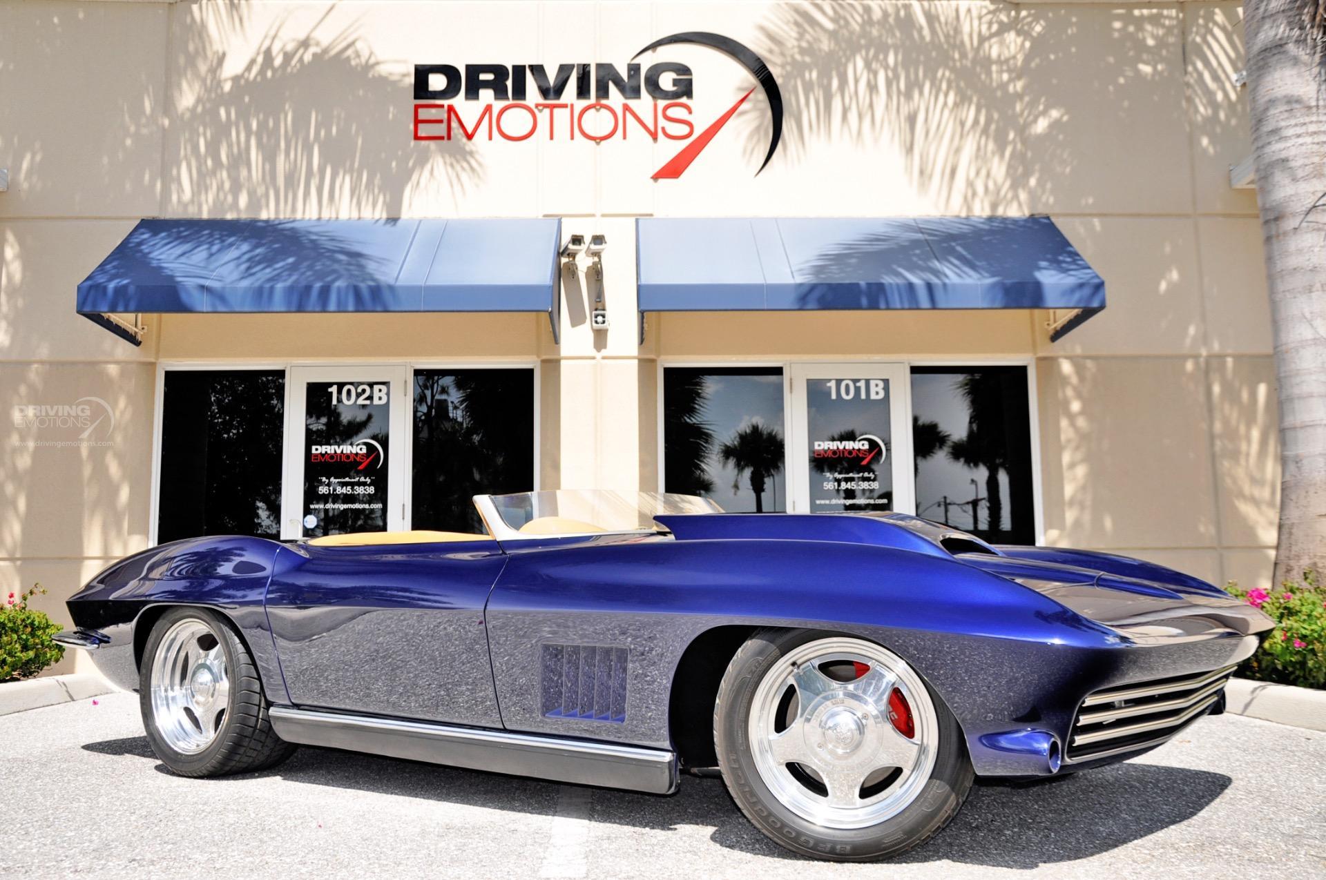 Used 1965 Chevrolet Corvette Custom   Lake Park, FL