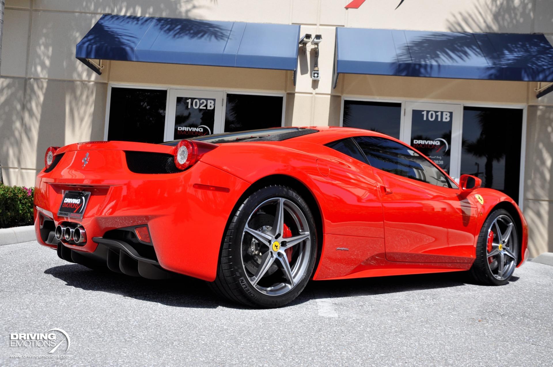 Used 2012 Ferrari 458 Italia  | Lake Park, FL