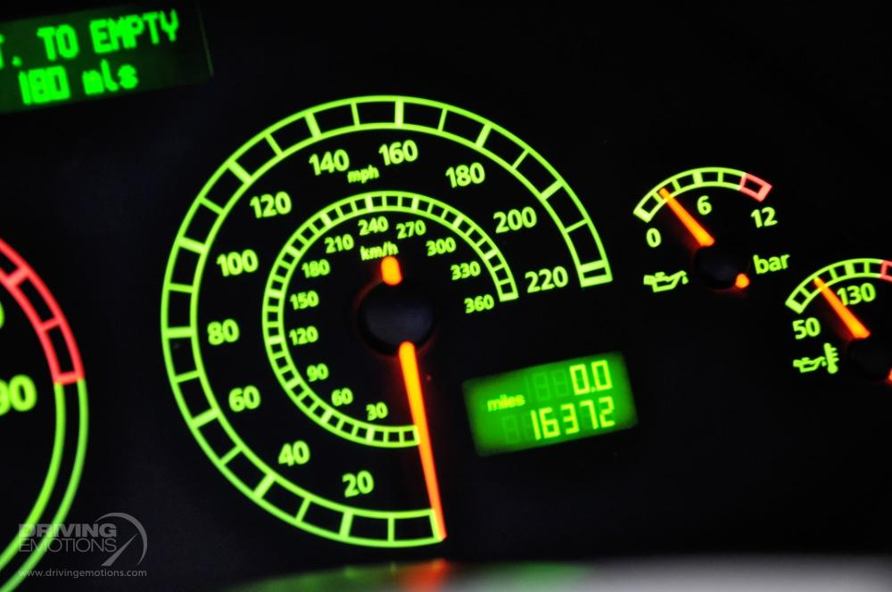 2003 Lamborghini Murcielago Underground Racing Turbocharged Stock