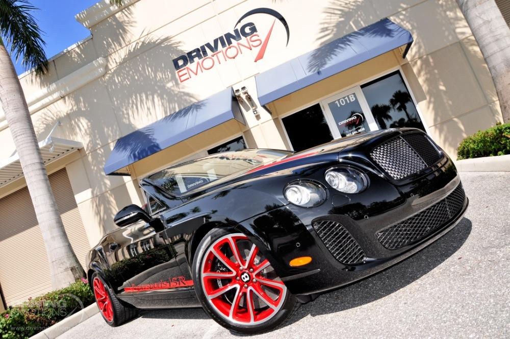 2013 Bentley Continental Gtc Supersports Isr Isr Stock 5813 For